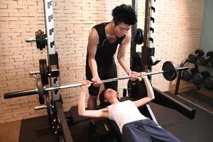 ジムトレーニング