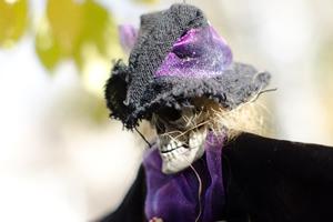 骸骨の魔女