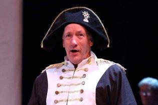 Hugh Stewart as Captain Picard