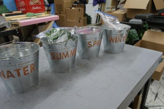 Seasonal Buckets