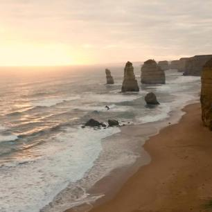 Sightseeing on the Great Ocean Road