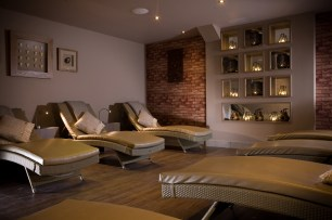 NEW - relaxation room