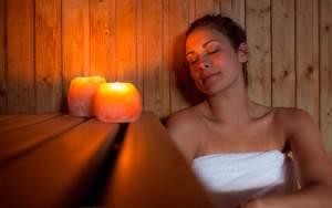 Sauna para varones y damas