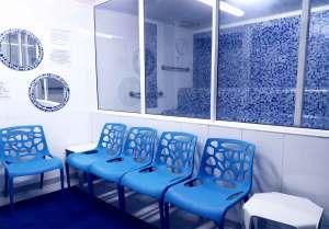 Sala de vapor Baños Turcos Miraflores & SPA