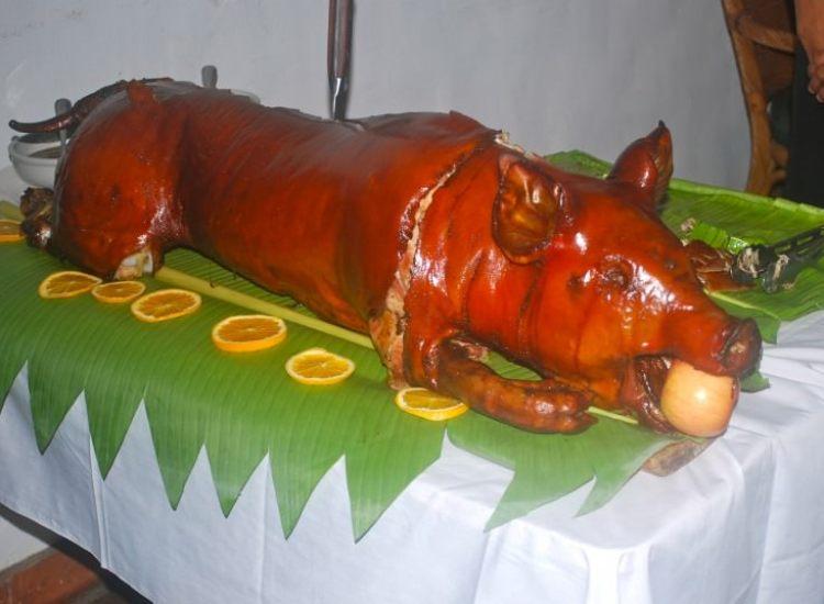 porc cu mar