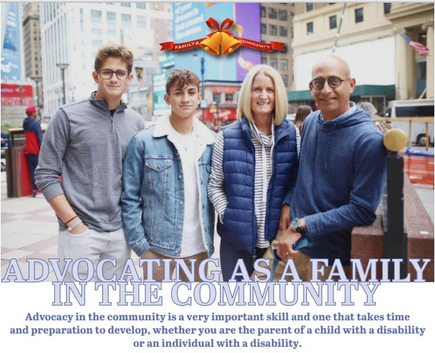 SPAN EHDI Director Publishes Family's Advocacy Story