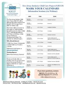 NJICCP Information Sessions-2019-2020