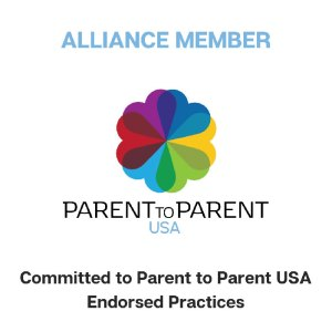 image Alliance Member Parent to Parent logo