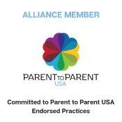 image Alliance Member Parent to Parent logo