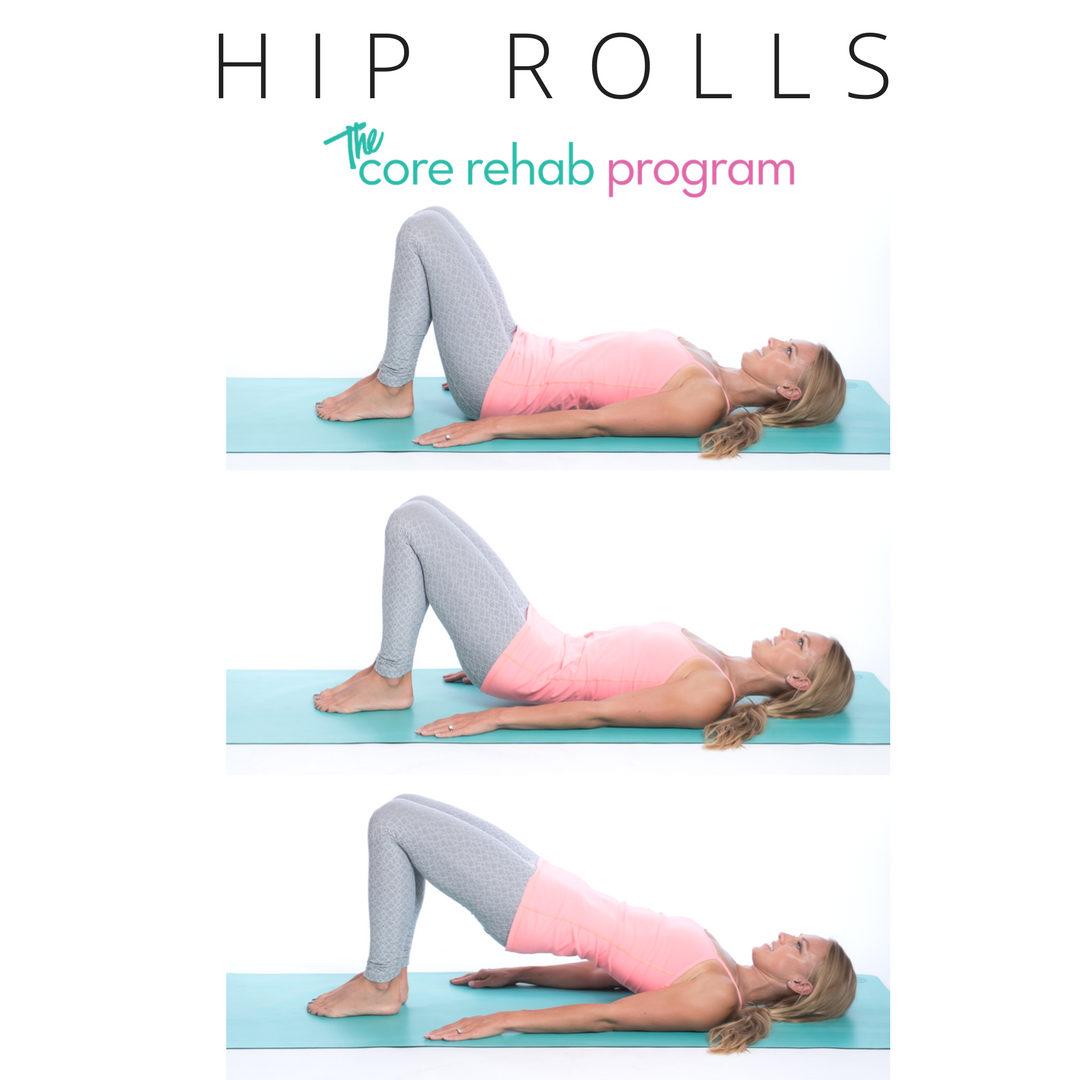 Effective Postpartum Exercises: Back Pain Diastasis Recti ...