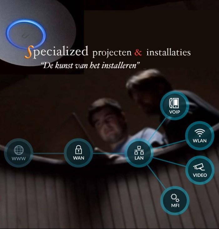 Spandi.nl Specialized projecten en installaties