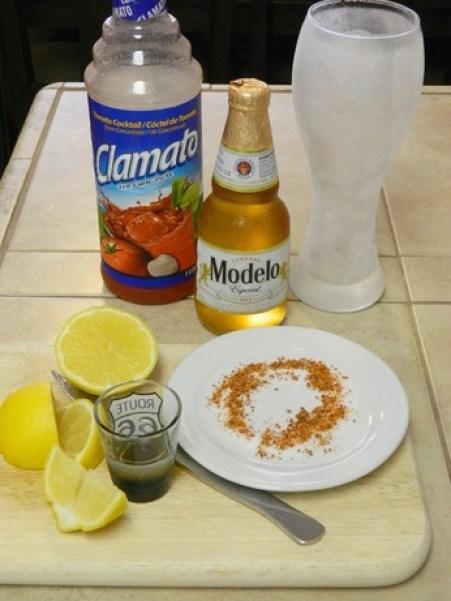How to make a michelada