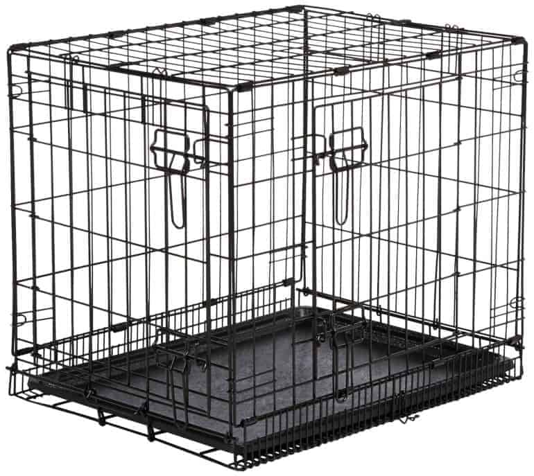 cavalier king charles spaniel wire mesh crate