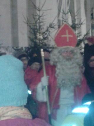 San Nicolás.