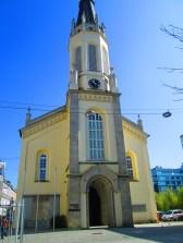 Iglesia de Martín Lutero.
