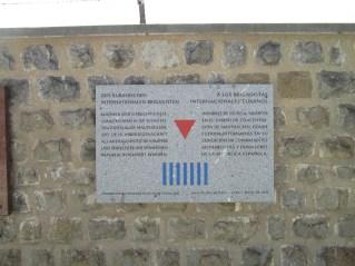 Monumento a los brigadistas internacionales cubanos