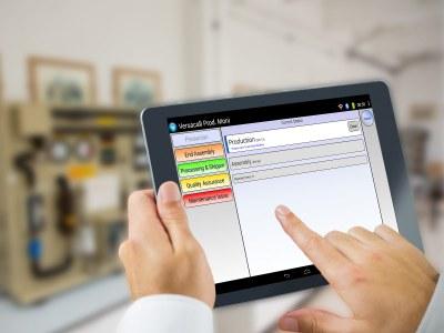 Paquete de Sistema de Monitoreo del Piso de Producción