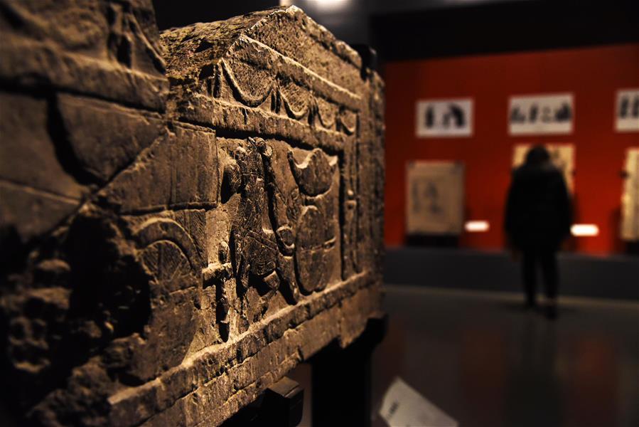 CHINA-SHANDONG-FESTIVAL DE PRIMAVERA-MUSEO