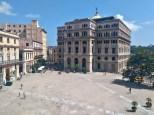 Plaza de San Francisco en Habana Vieja
