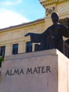 Alma máter universidad de La Habana