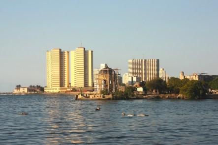 Desembocadura río Almendares