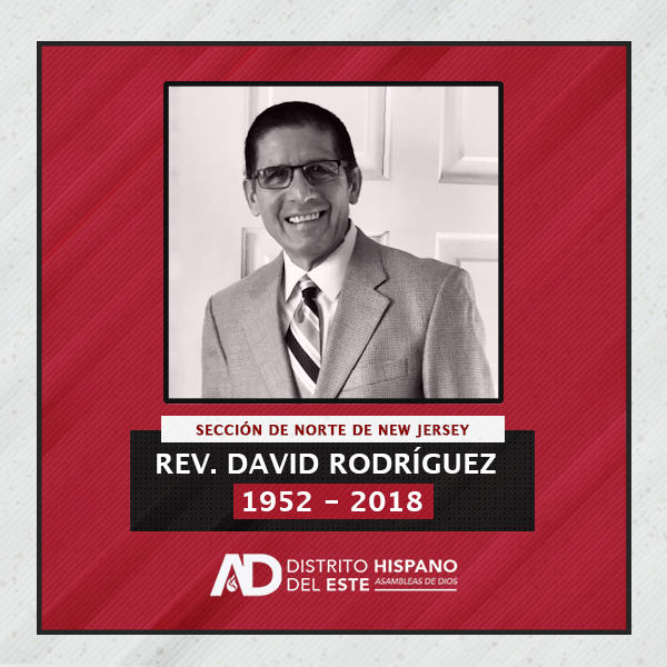 Rev. David Rodríguez