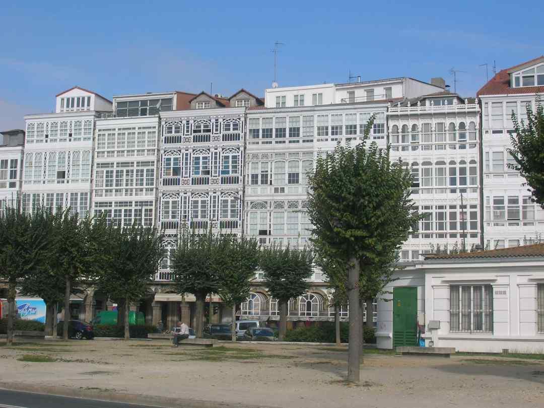 Galerías in A Coruña