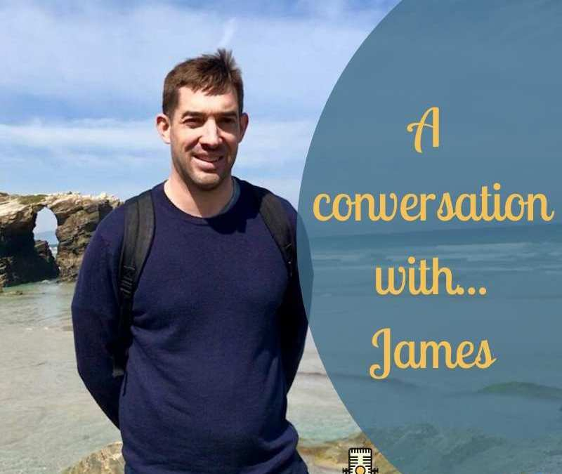 Conversation with James
