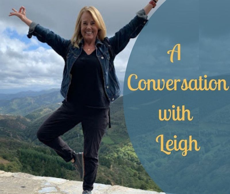 A Conversation with Leigh