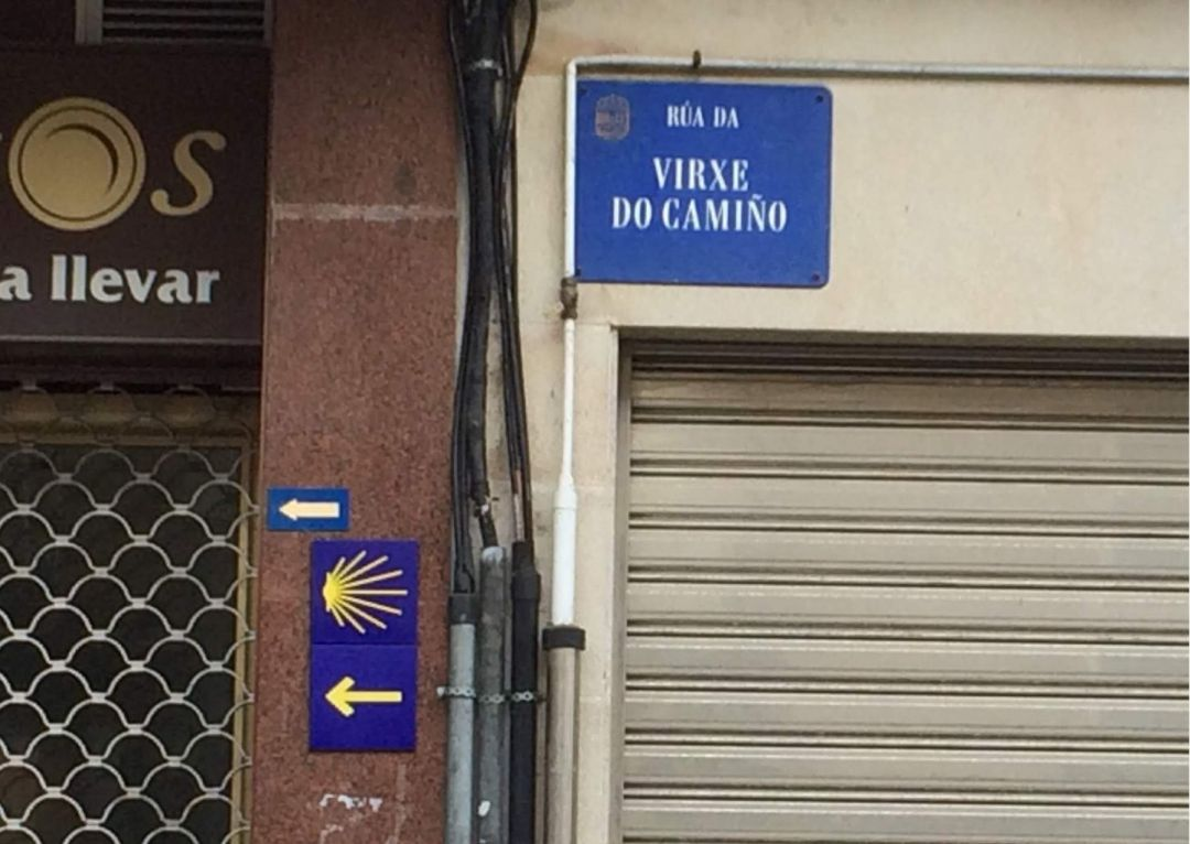 Calle Virgen del Camino