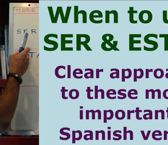 When to use SER and ESTAR