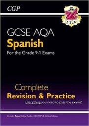GCSE Spanish revision resources on Amazon