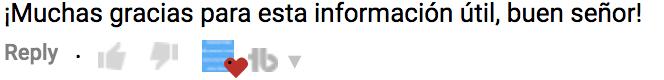 Spanish GCSE Youtube channel