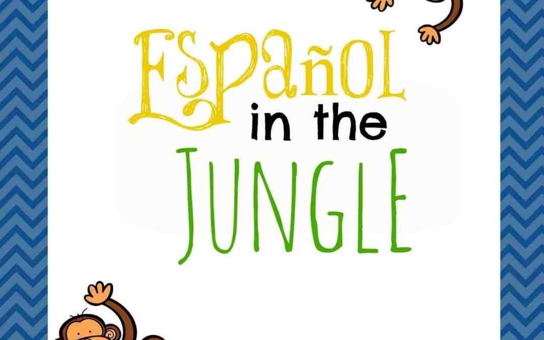 Español in the Jungle: Unit 1