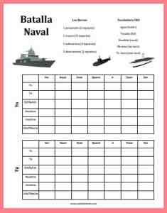 battleship irregular preterits _spanishmama