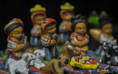 Christmas in Spanish: A Collection of Traditions and Activities