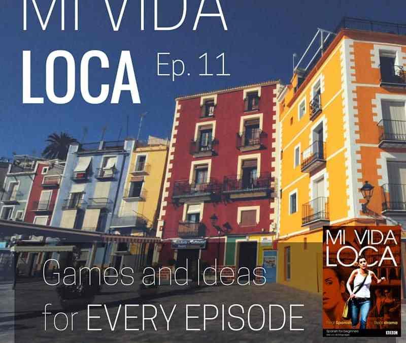 Mi Vida Loca Episode 11: La familia de Esther