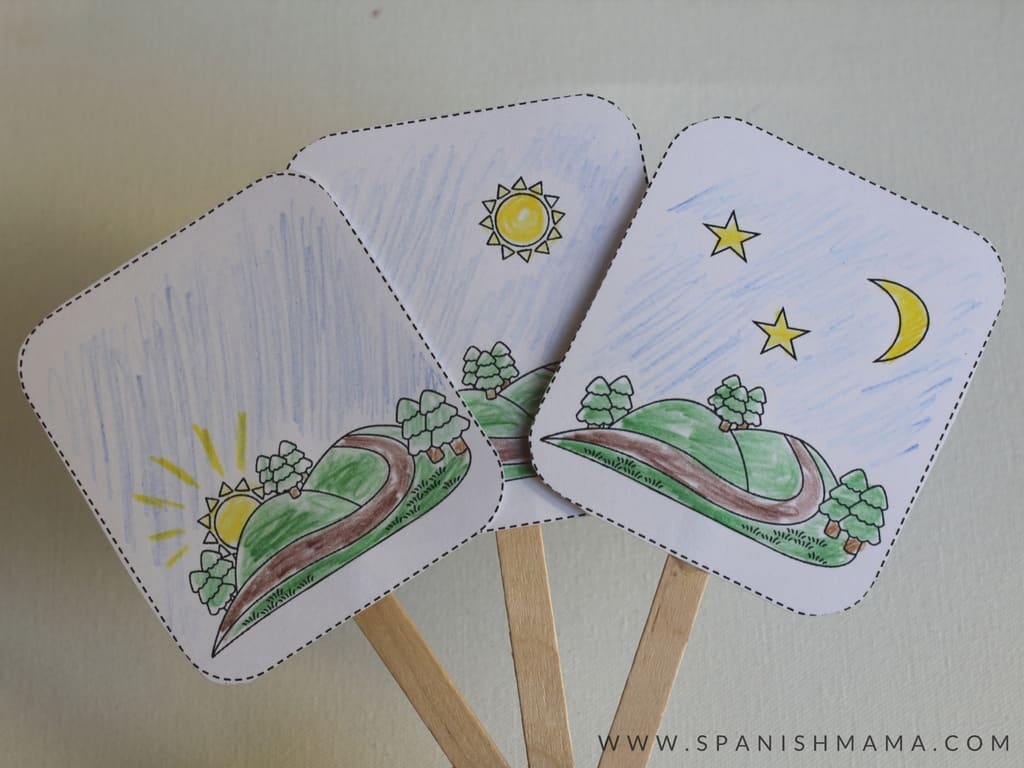 Preschool Spanish Lessons: Activities, Stories, and Songs