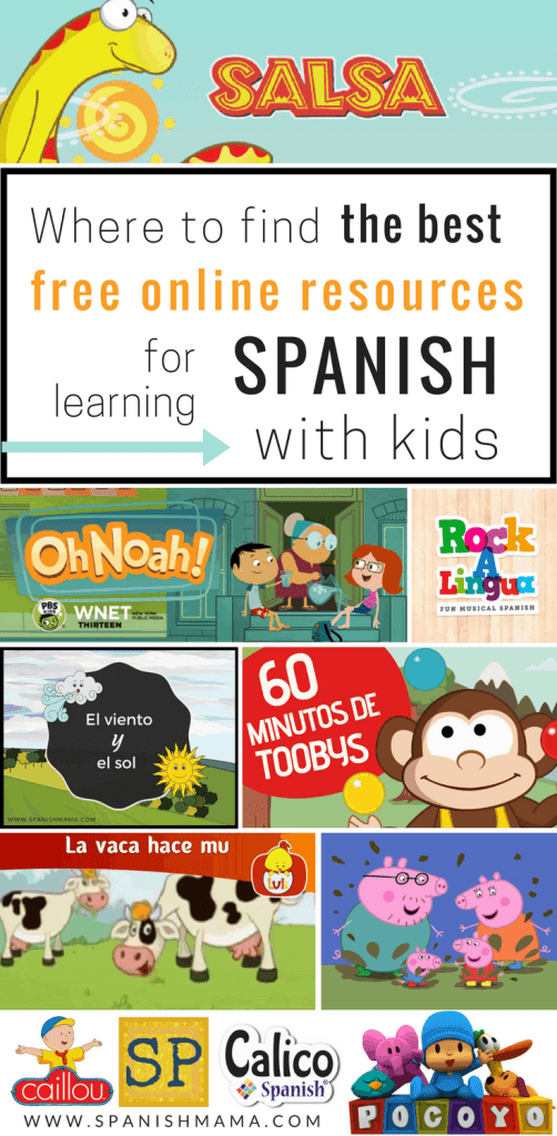 Learn Spanish Online With Kids: The Ultimate Resource Guide