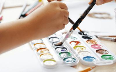 Preschool Spanish Lesson 6: Los colores