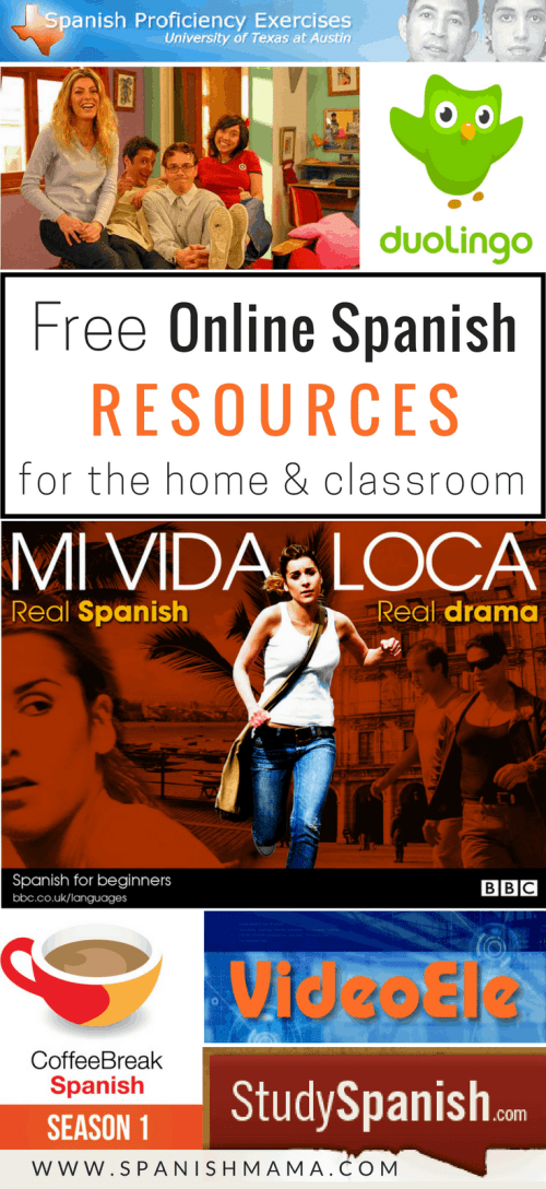 The Best Free Online Spanish Resources