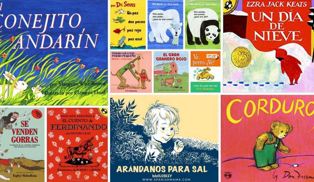 50 Picture Books Every Spanglish House Needs