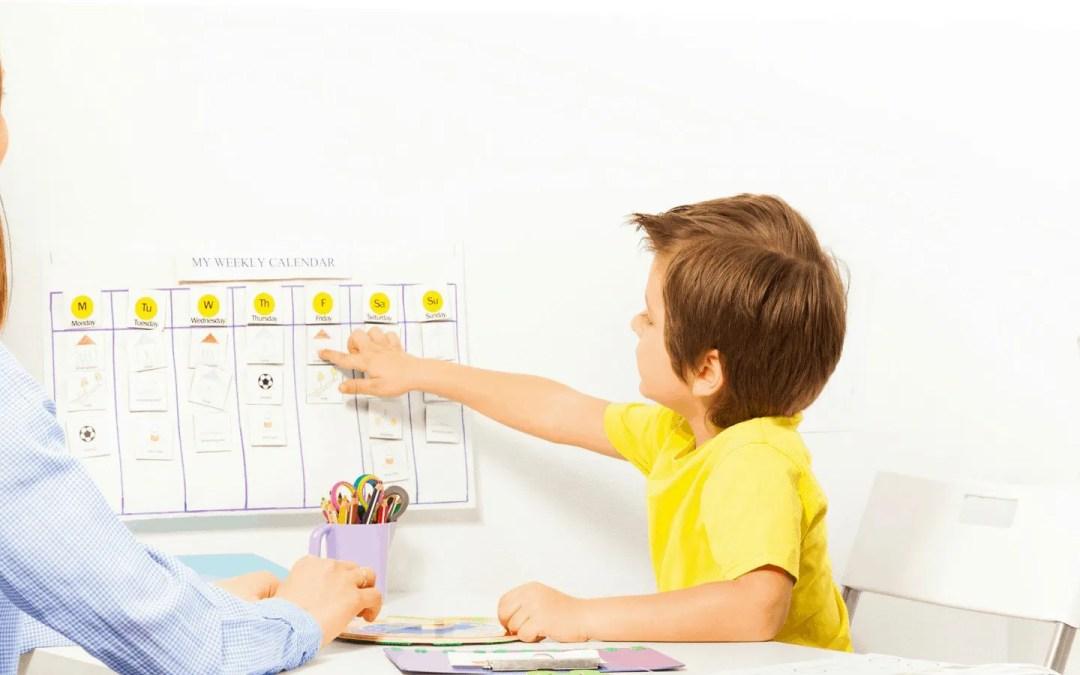 Preschool Lesson 8: Spanish Days of the Week Activities
