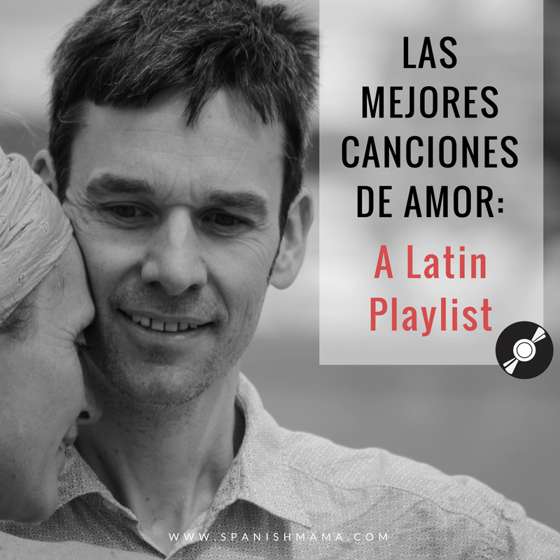 classic spanish love songs