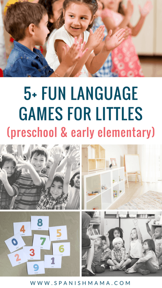 Spanish learning games for kids