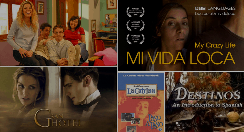 Spanish Tv Shows To Use In Class