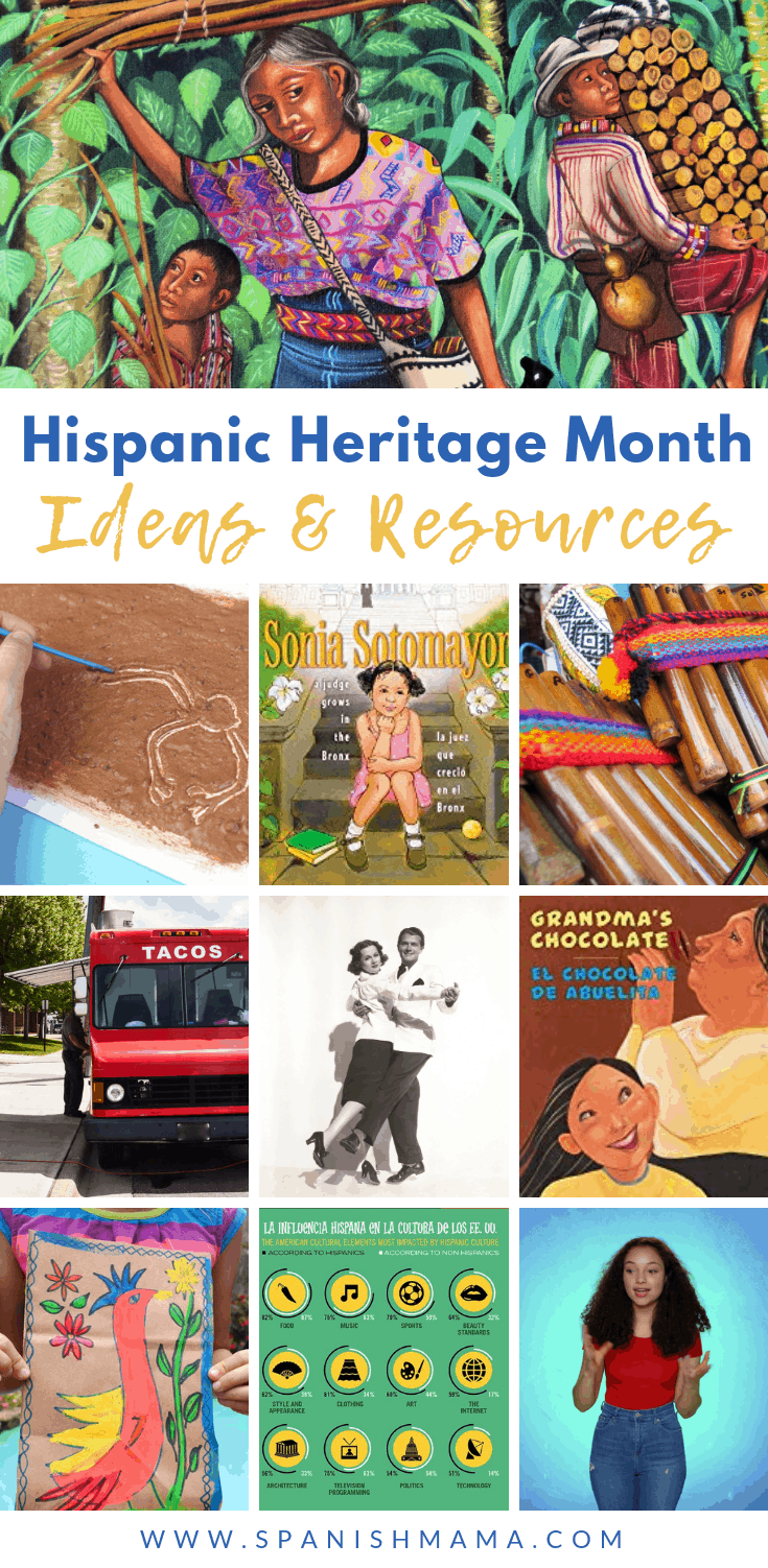 the ultimate guide to hispanic heritage month activities spanish mama