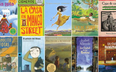 The Ultimate List of YA Spanish Books for Teens and Pre-Teens