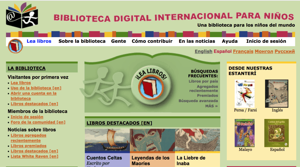 international libray