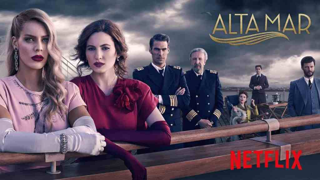 top Spanish shows on Netflix